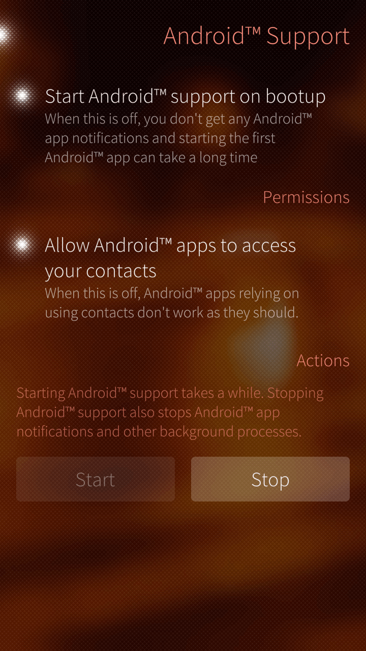 Android-support